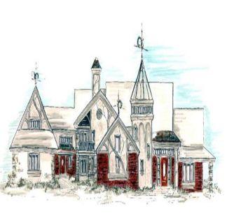 Chateauesque house plans