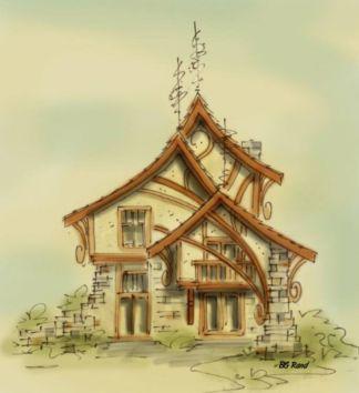 Charming house plan