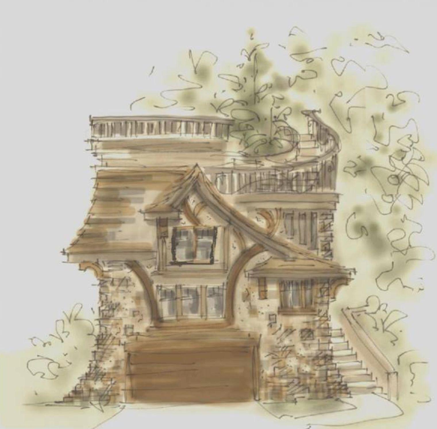 Hobbit house plan Unique house plans exclusive collection