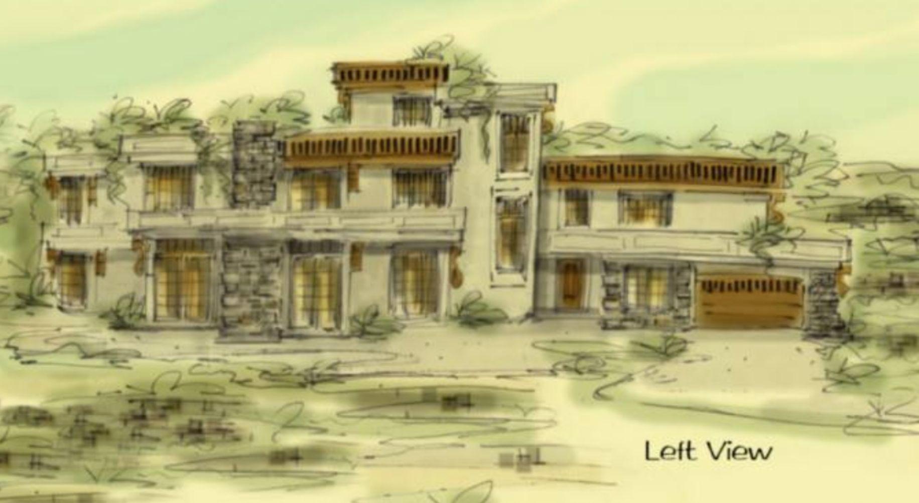 Southwestern House Plans