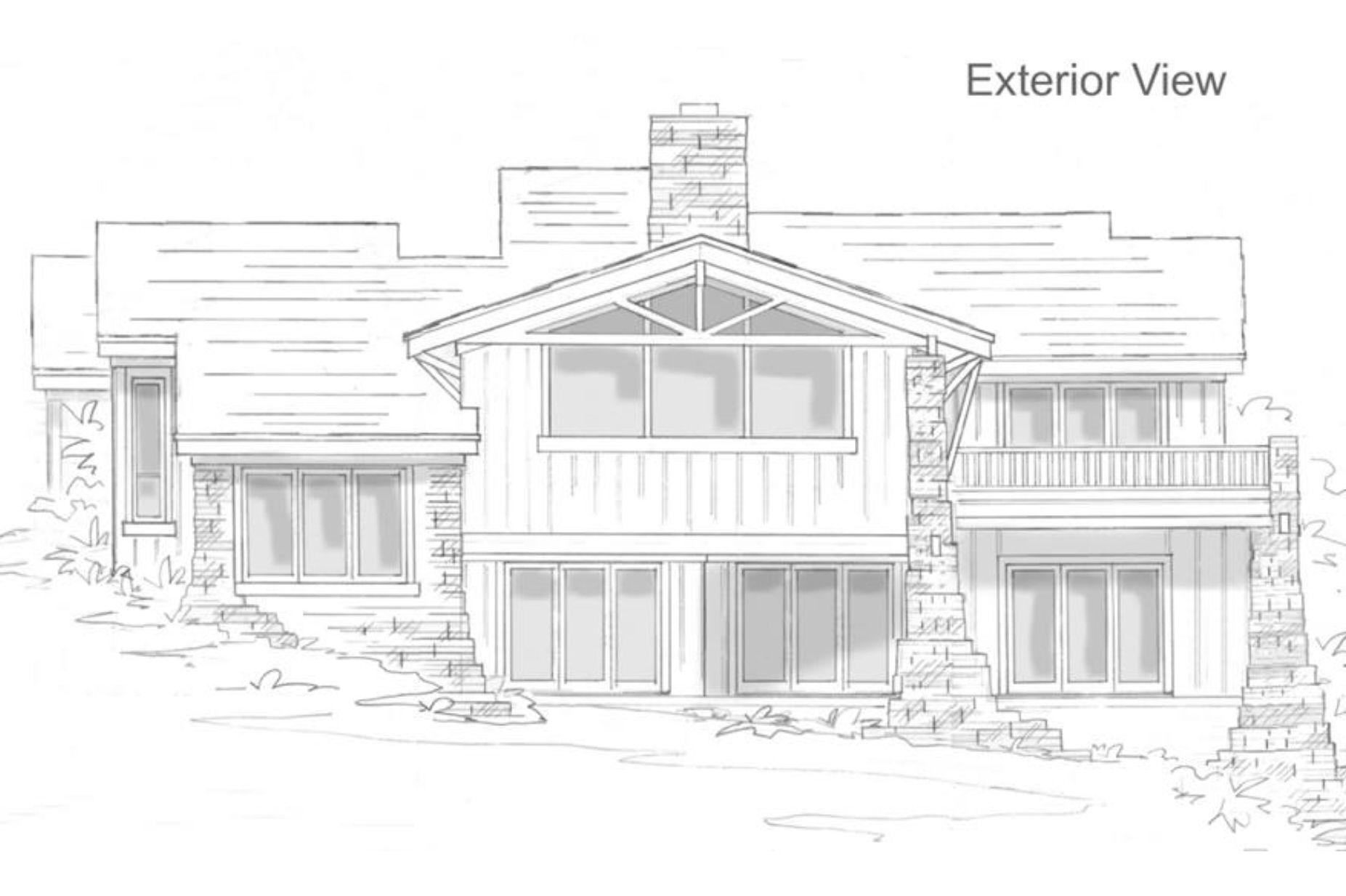 Adirondack House Plan Unique Plans Exclusive Collection