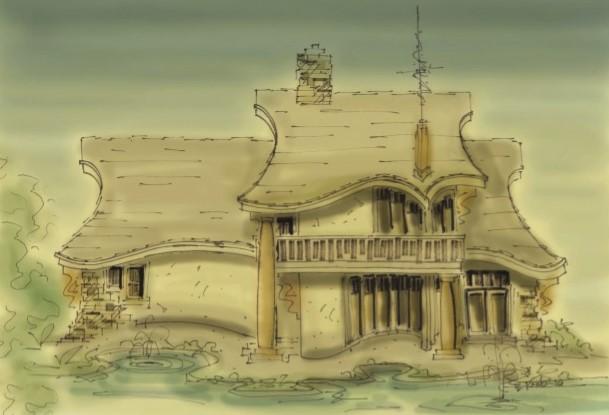 Good Mediterranean House Plan