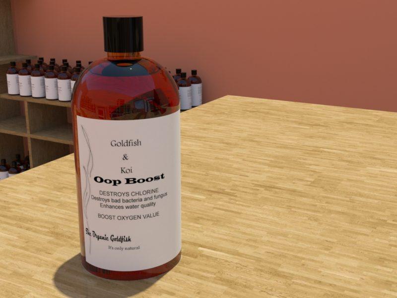stress coat water treatment