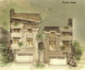Town home plan