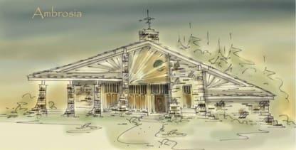 artistic house plan