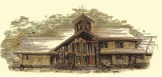 Rugged House Plan