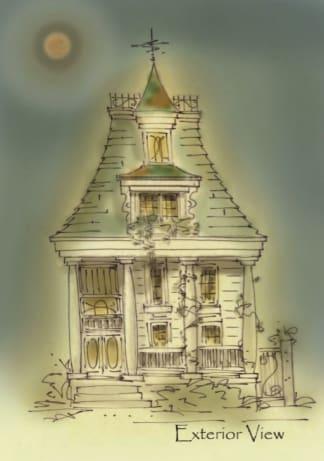 Victorian home design