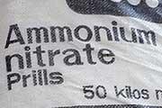 Ammonium nitrate bag