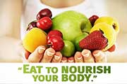 Eat to Nourish Your Body