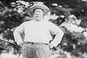 President William Howard Taft circa 1909