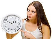 Impatient Woman