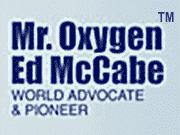 Mr Oxygen Ed McCabe