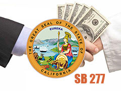 Great Seal of California Money Exchange