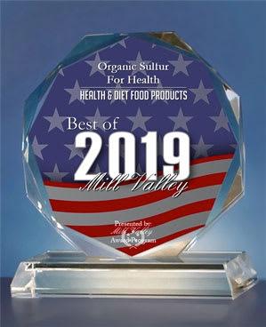 Best of Mill Valley 2019 Award