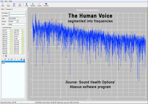 Abacus Vocal Print Sample