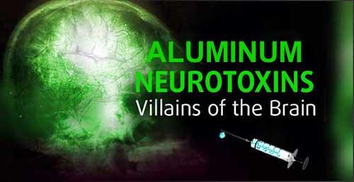 Aluminum Neurotoxins