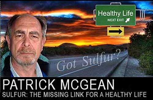 Patrick McGean, Mr. Sulfur