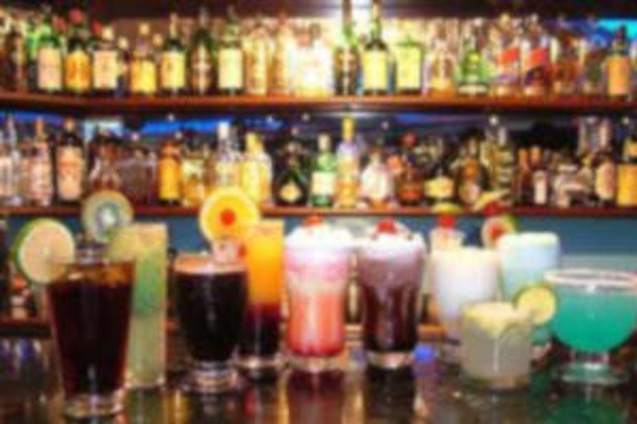 tabela de calorias de bebidas
