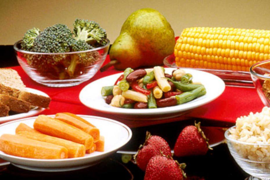 Dieta alimentar saudável - destacada