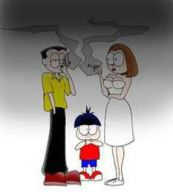 criancas vitimas fumo passivo