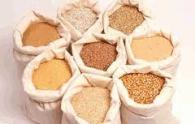 Cereais, tubérculos e grãos