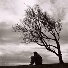 pessoa em depressão