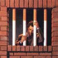 tabagismo é uma prisão