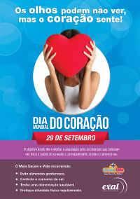 coração cuidados - dia mundial do coração