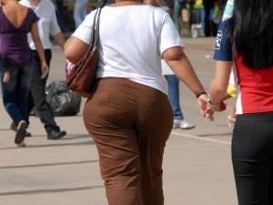 Brasileiros acima do peso