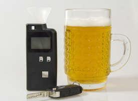 quanto tempo depois de beber o motorista pode dirigir - rigor na fiscalização da Lei Seca