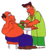Medida a pressão arterial