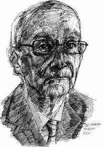 José Saramago by Arturo
