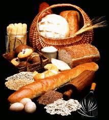 Tabela de calorias de pão