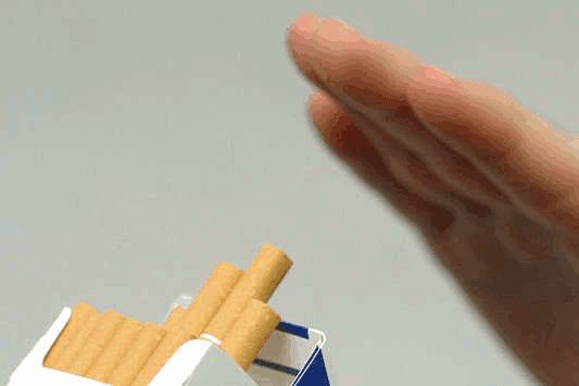 Pare de fumar cigarro