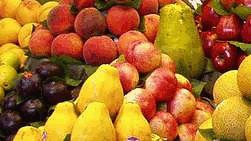 coma frutas