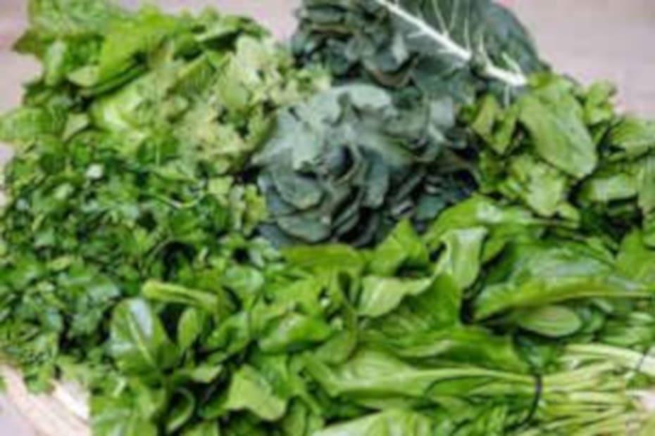 Ingestão de folhas verdes diminui risco de Diabetes Tipo 2 - destacada