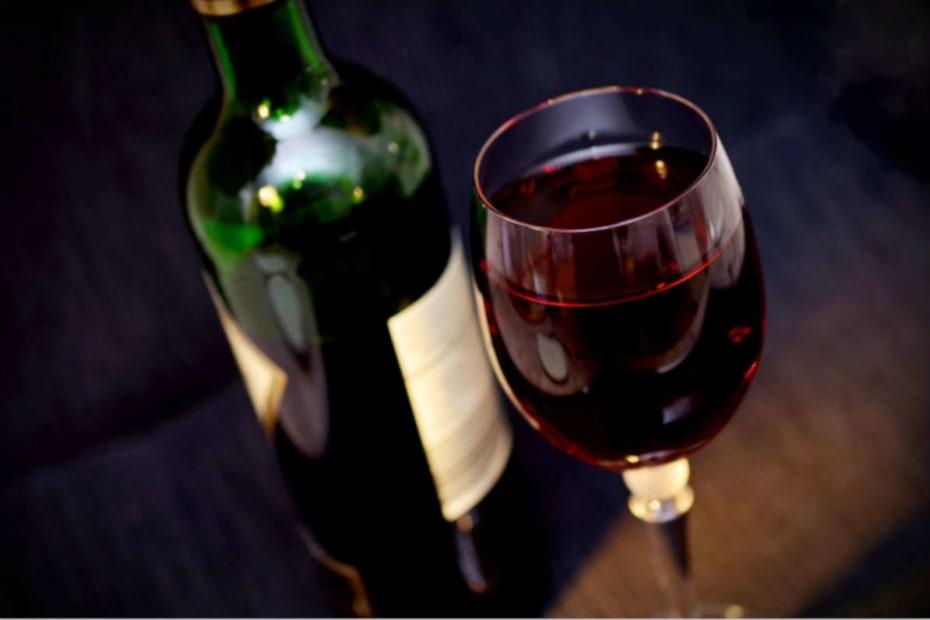 vinho tinto e câncer