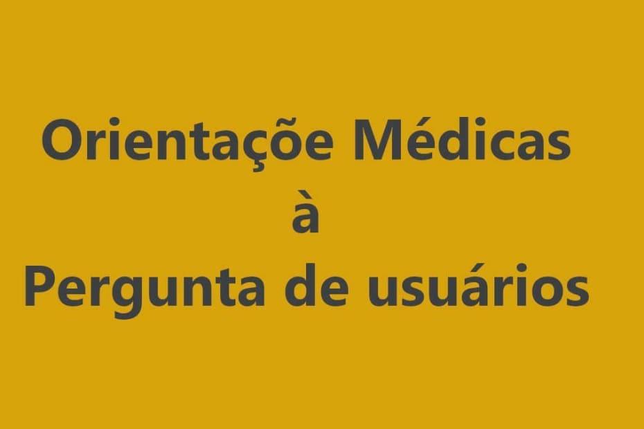 respostas da doutora banner imagem destaque Orientações Médicas
