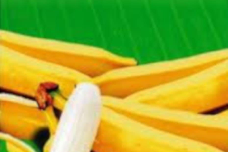 """Banana é um """"MUST"""" - destacada"""