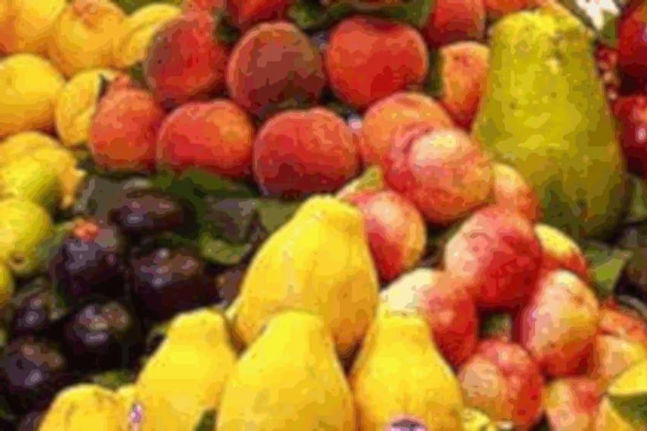 Coma frutas - destacada