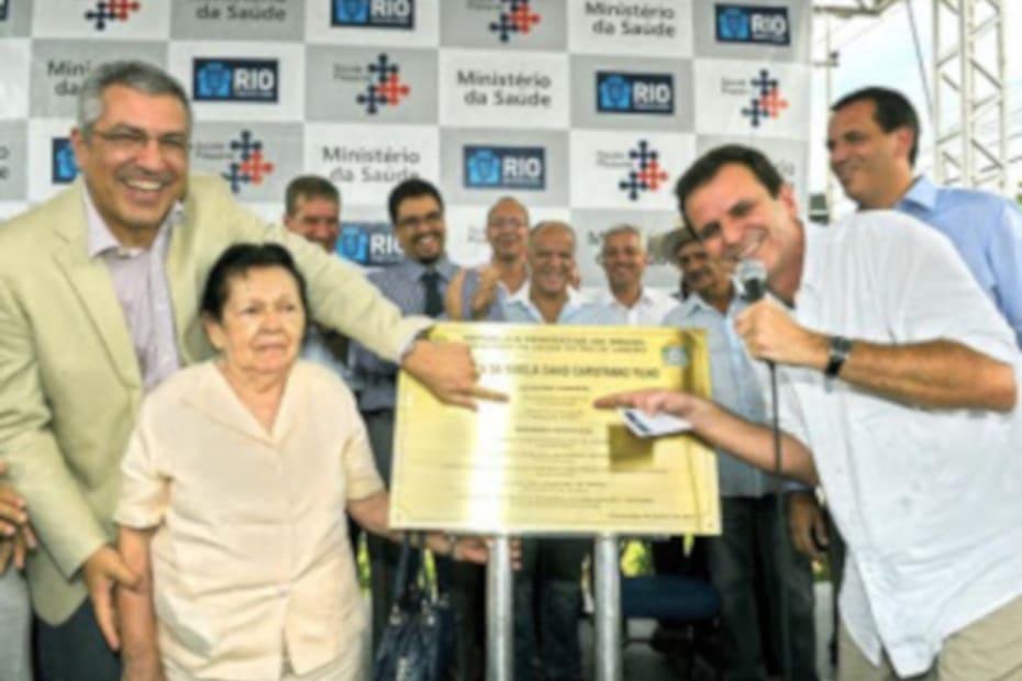 Viva a Reforma Sanitária carioca!!! - destacada
