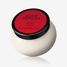 Love Potion Perfumed Body Cream