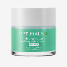 Hydra Matte Refining Night Cream Oily Skin