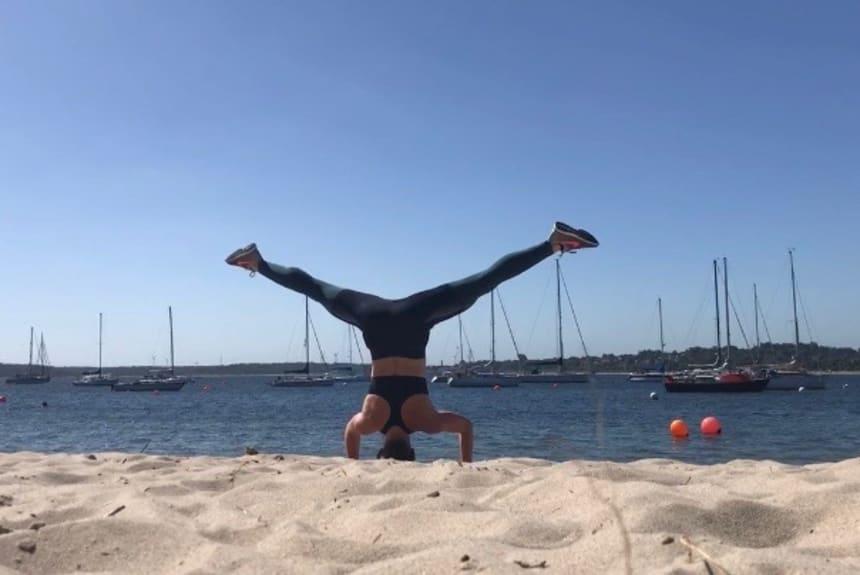 Personal Trainer Hamburg Fitness Julia Oestreich