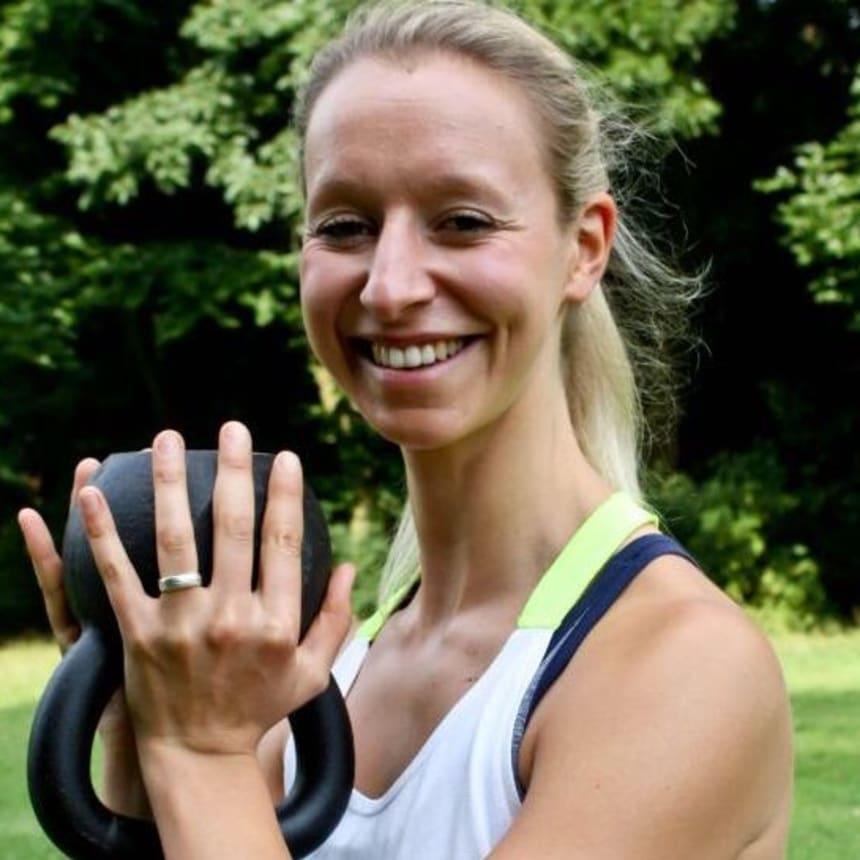 Leonie Johannwille liebt Gesundheit und Fitness