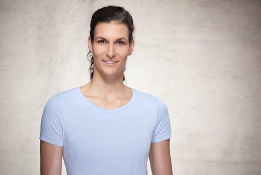 Sandra Zangerl liebt Gesundheit und Fitness