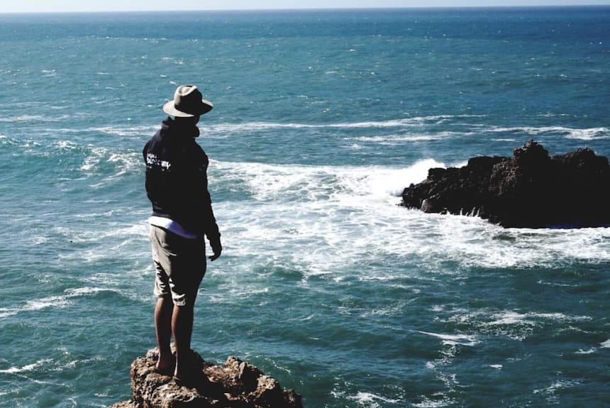 Jurij Störzel beim Bootcamp Break in Portugal