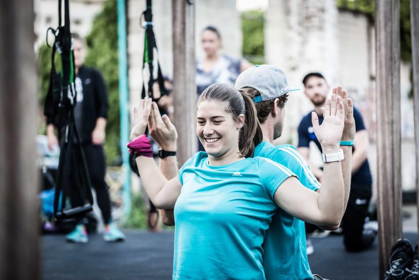 Verena - Personal Trainerin aus Köln