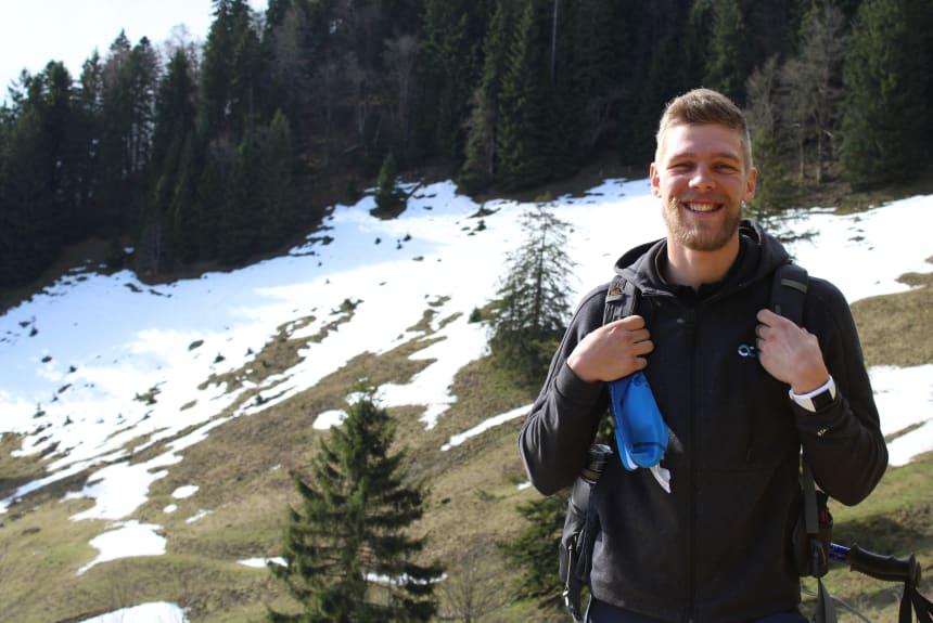 Andreas Niggl ist dein Trainer für Rosenheim/Inntal