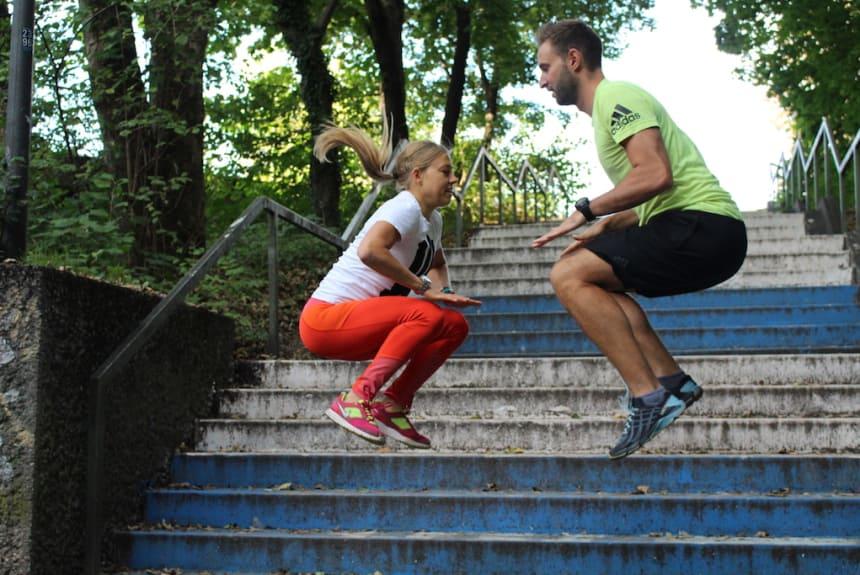 Gemeinsam mit deinem Personal Trainer ans Ziel
